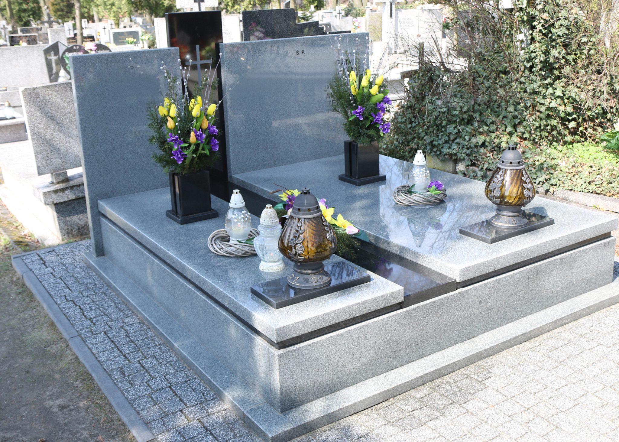 Czyszczenie i konserwacja pomników granitowych