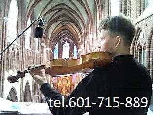 Skrzypce,trąbka,sopranistka,orkiestra dęta,organista-muzycy na pogrzeb-Wrocław,Opole,Kłodzko,Legnica